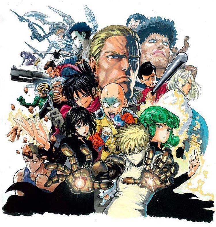 ¿Quien es el primer héroe de clase S que sabe que Saitama es mas fuerte que él?