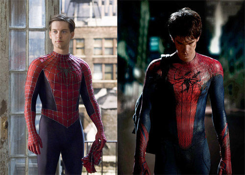 Spider-Man (2002-2007) VS. The Amazing Spider-Man (2012-2014)