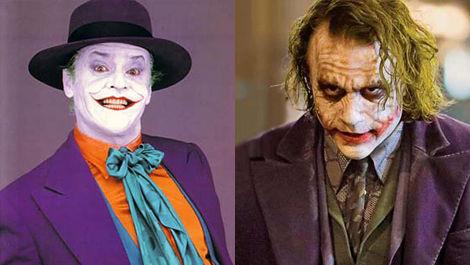 Batman (1989) VS. El caballero oscuro (2008)