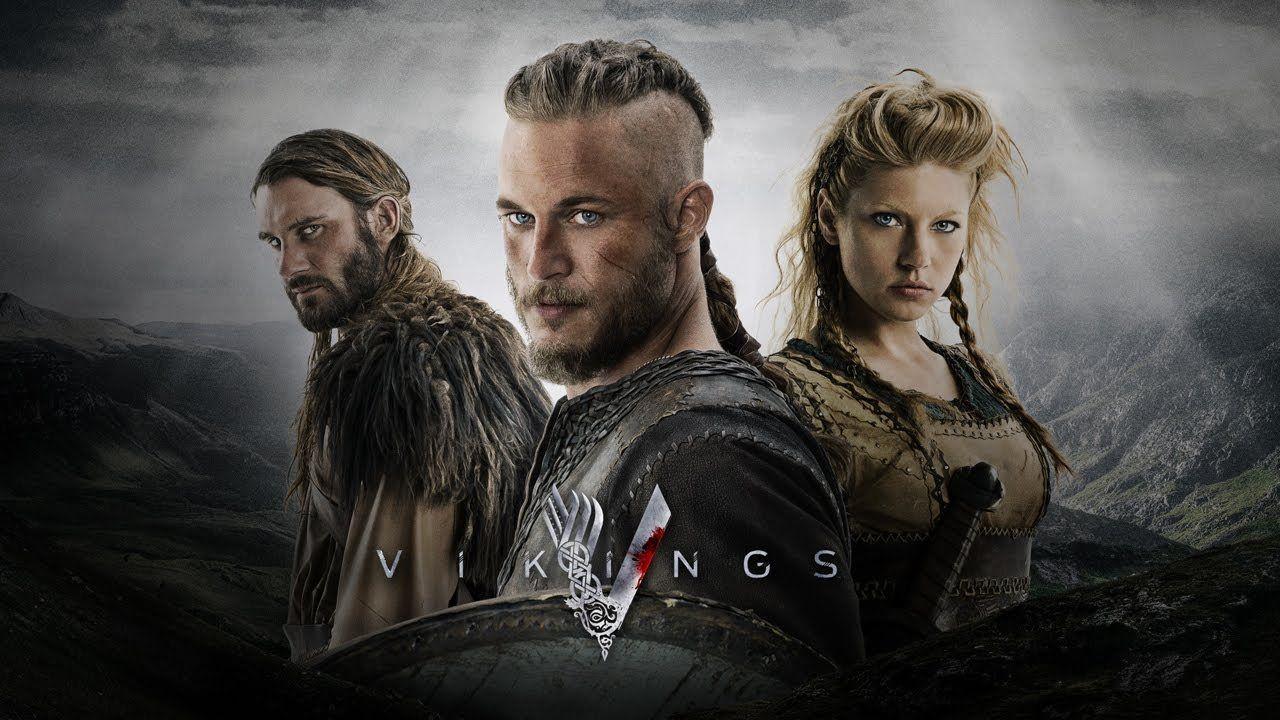 8203 - ¿Sabrías relacionar a estos personajes secundarios de la serie Vikingos con su nombre? (Difícil)