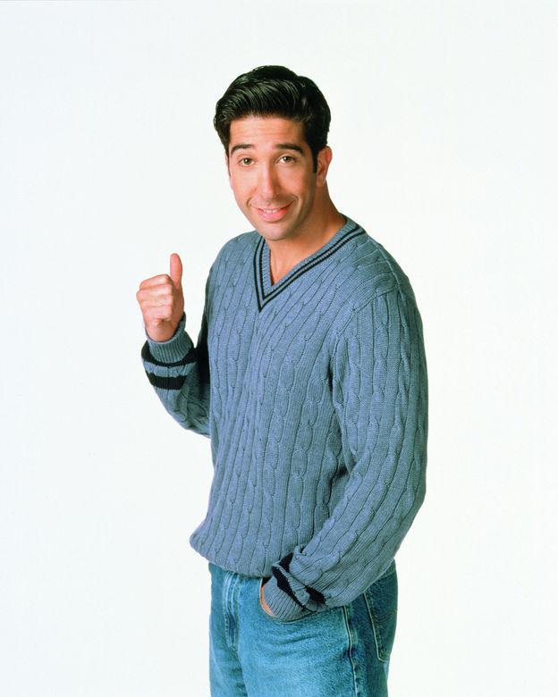 ¿Cuál es la frase más repetida por Ross en toda la serie?