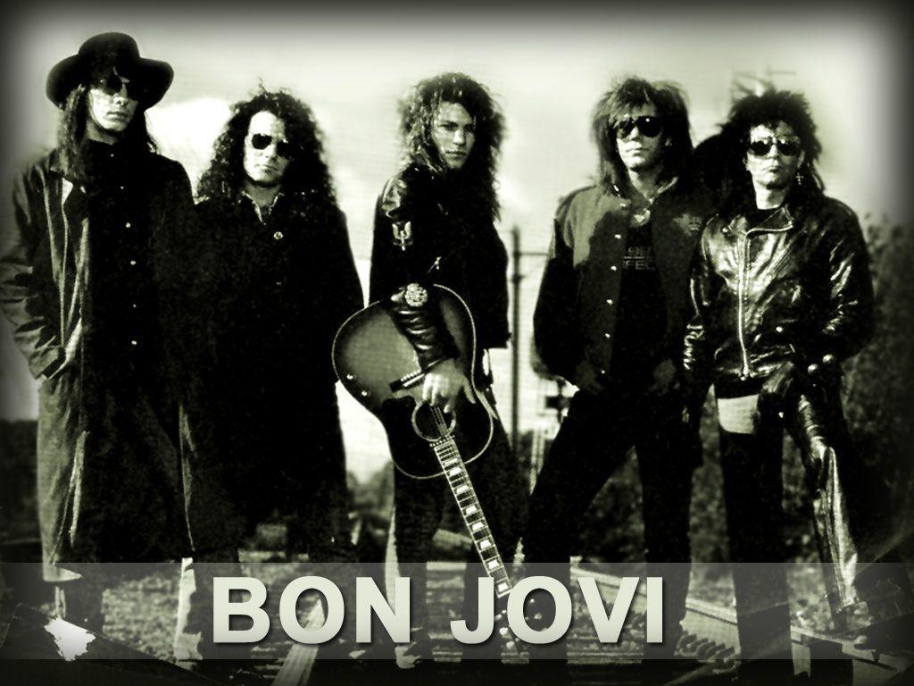 8235 - ¿Te sabes estas canciones de Bon Jovi?