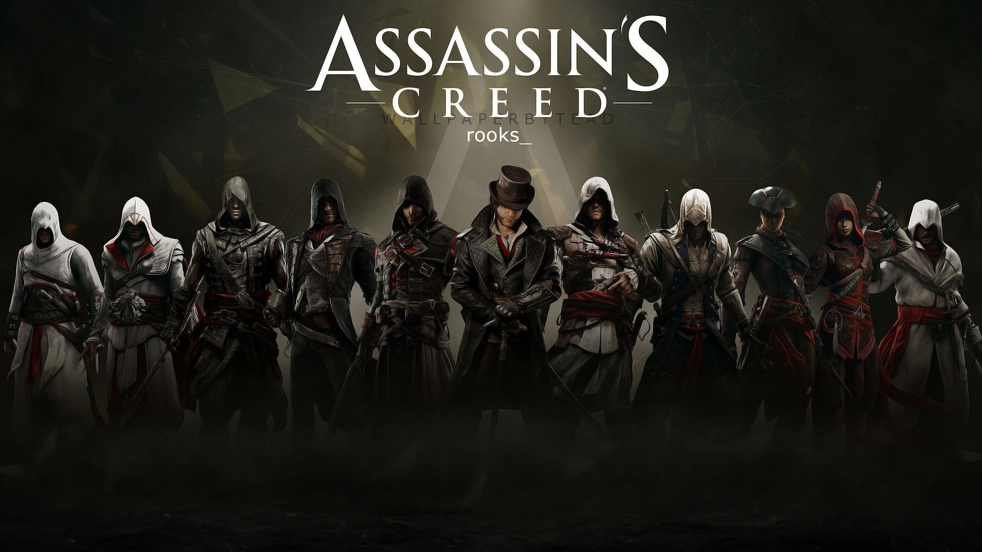 8261 - ¿Reconoces a los principales Assassin's y Templarios?
