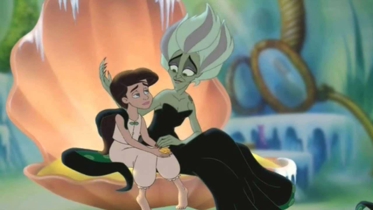 ¿Quién era la hermana malvada de Úrsula en La Sirenita 2: Regreso al Mar?