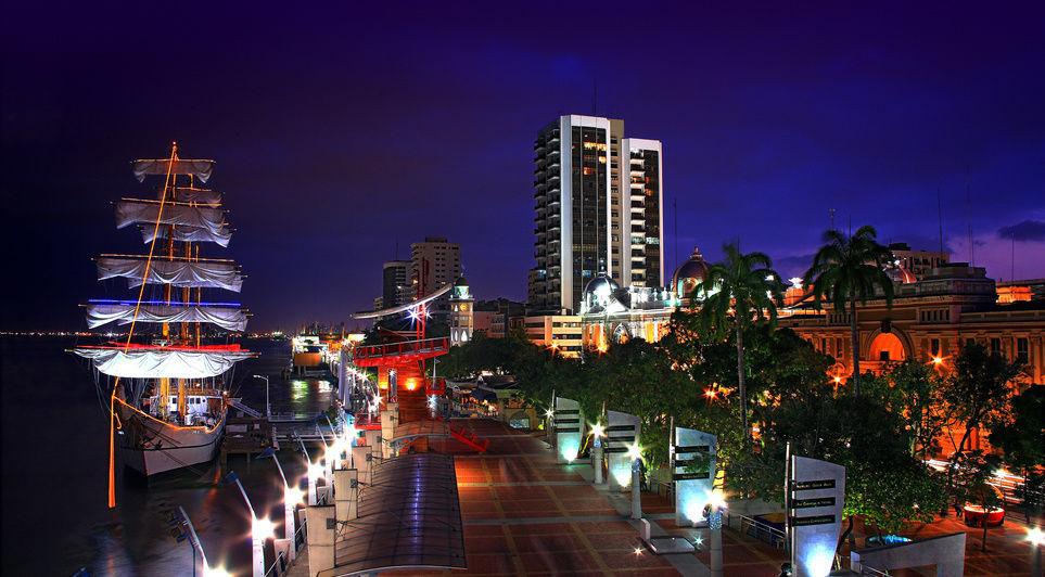 ¿Cuál es la ciudad más poblada del Ecuador?