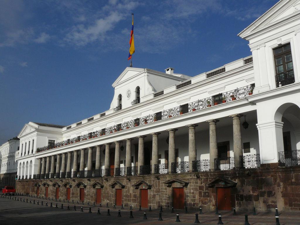 ¿Quién es el actual presidente de Ecuador?