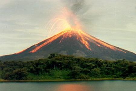 ¿Cuál no es un paisaje del Ecuador?