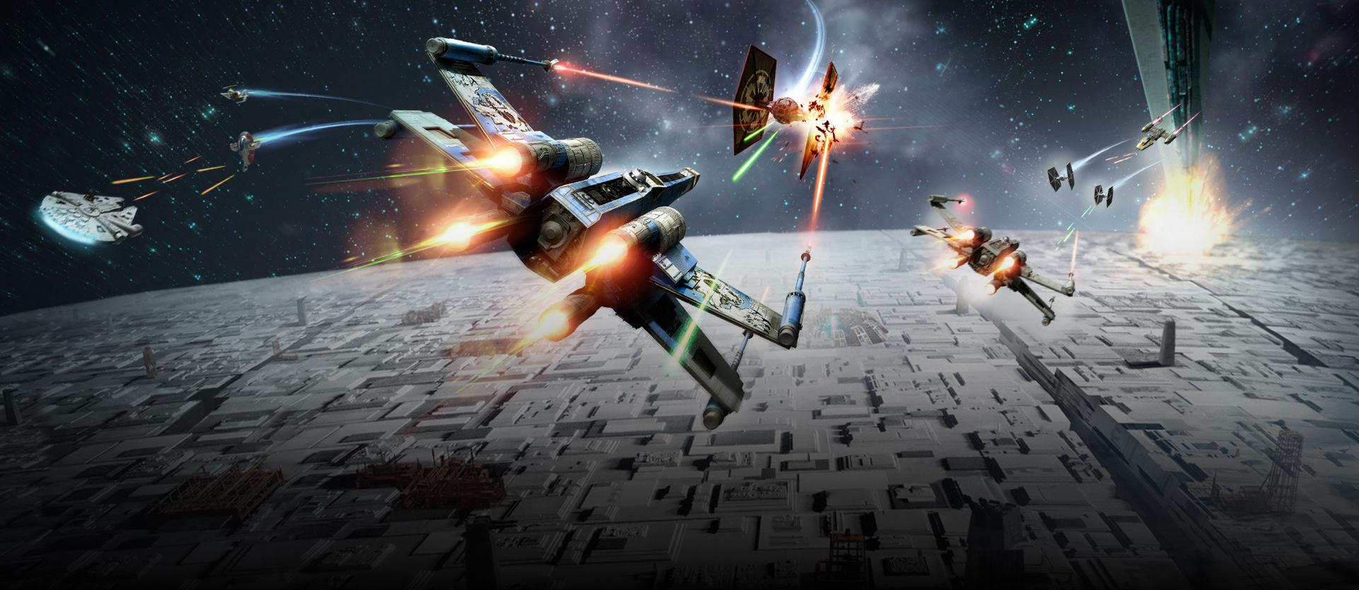 8298 - ¿Puedes identificar las siguientes naves de Star Wars por su modelo?