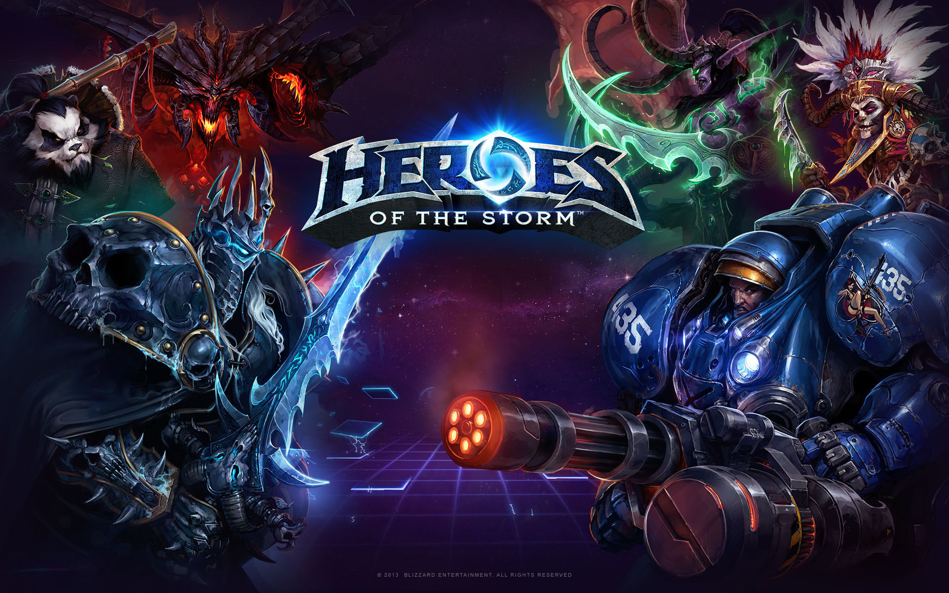 8304 - Heroes of the Storm, ¿te consideras un experto?