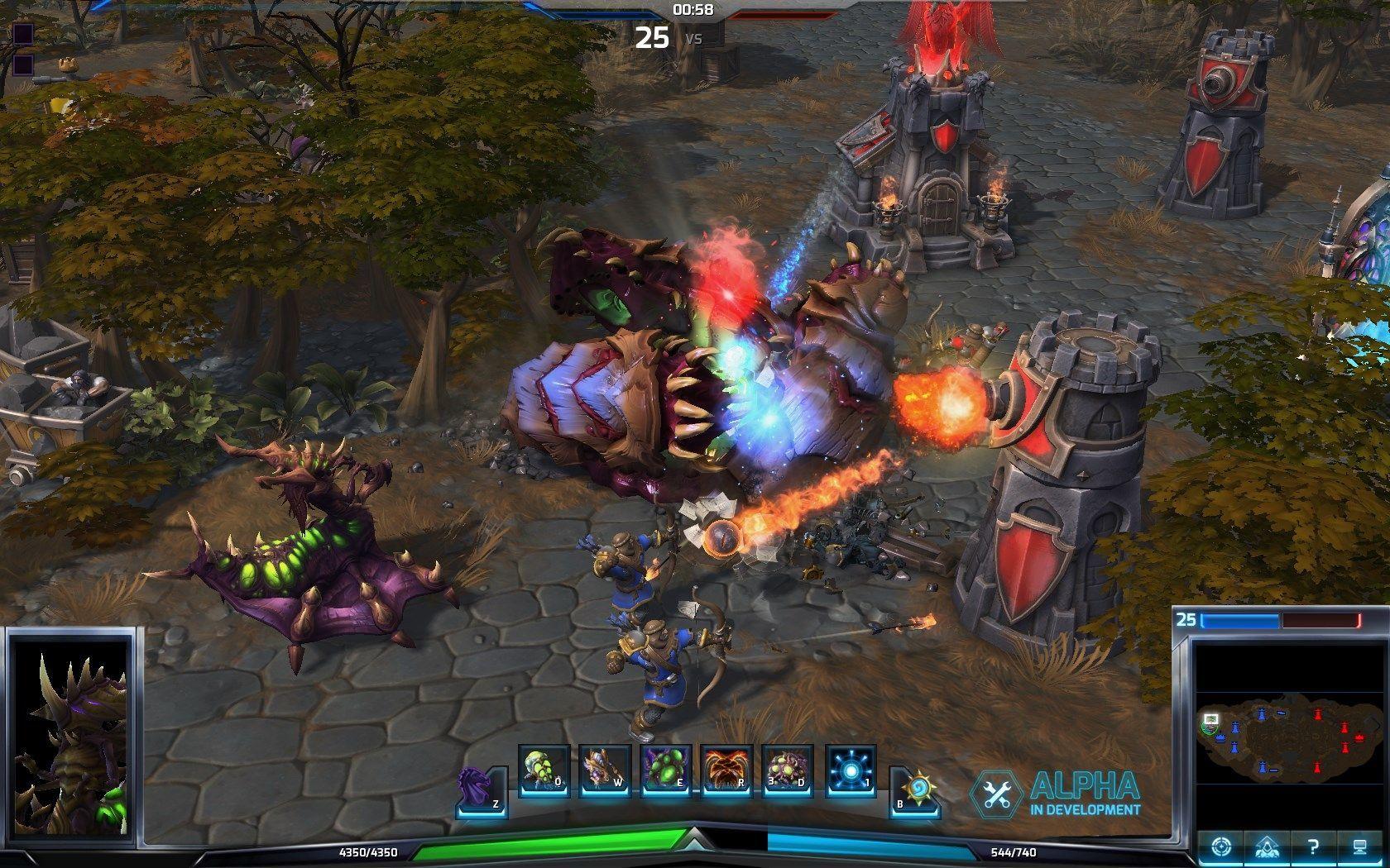 ¿Según Blizzard, cual es el héroe mas difícil de usar?