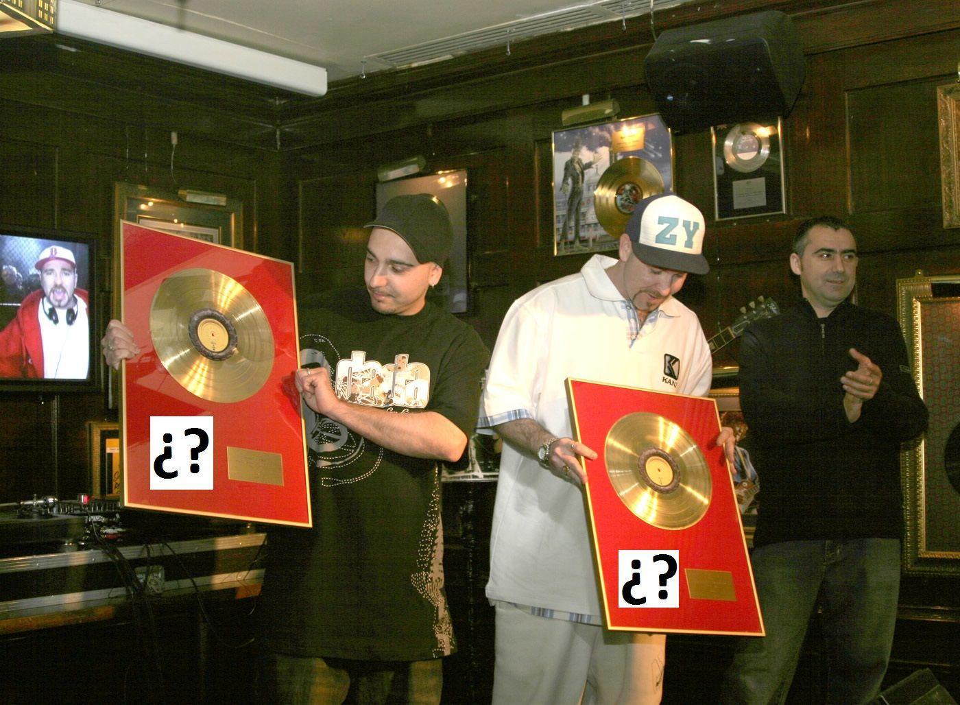¿Qué disco de SFDK consiguió ser Disco de Oro?