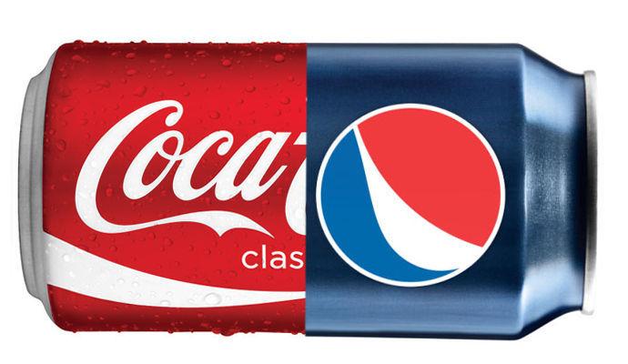 ¿Coca Cola o Pepsi?