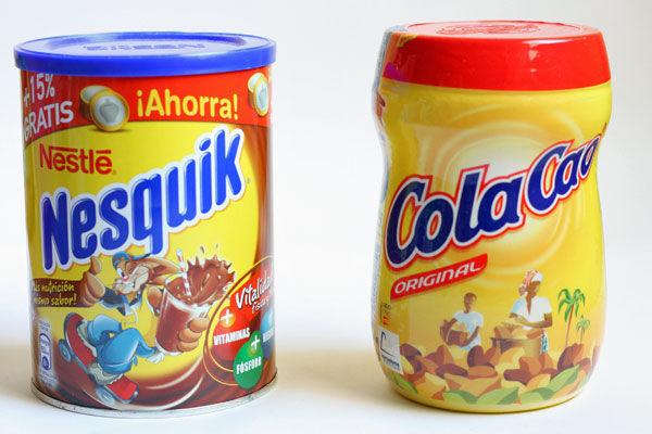 ¿Nesquik o Cola Cao?