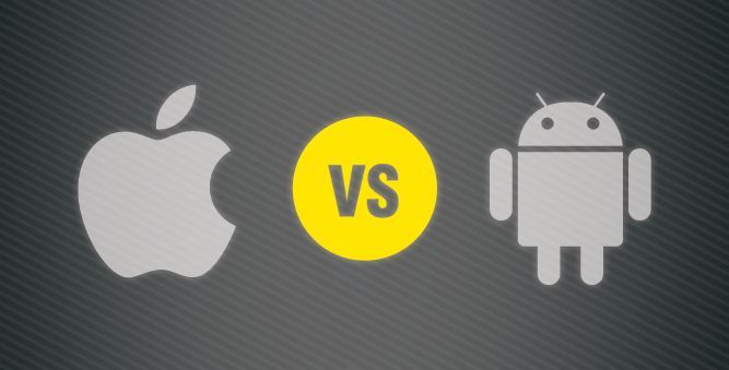 ¿iOS o Android?