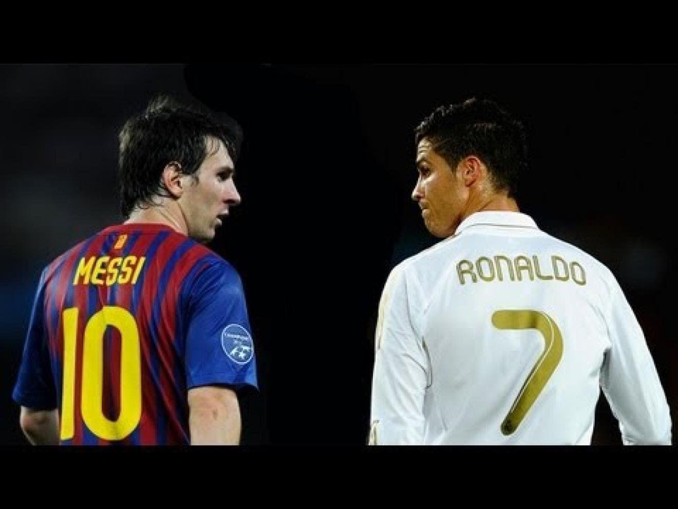 ¿Messi o Cristiano?