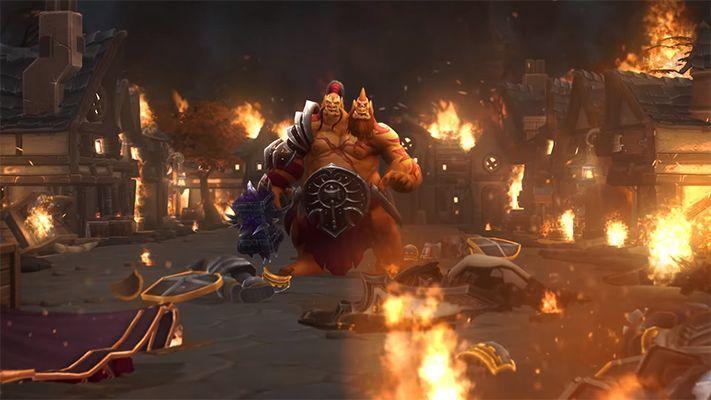 Sabiendo que Cho'Gall es un héroe controlado por dos jugadores, ¿Qué pasa si Abathur lo clona con su habilidad heroica?