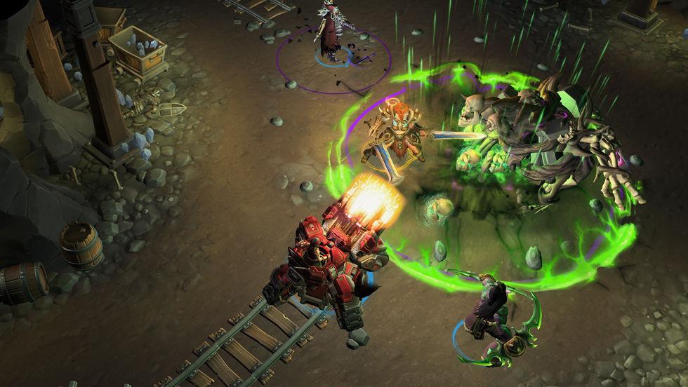 En el mapa de minas ¿Cuántos cráneos se pueden obtener como máximo en ella?