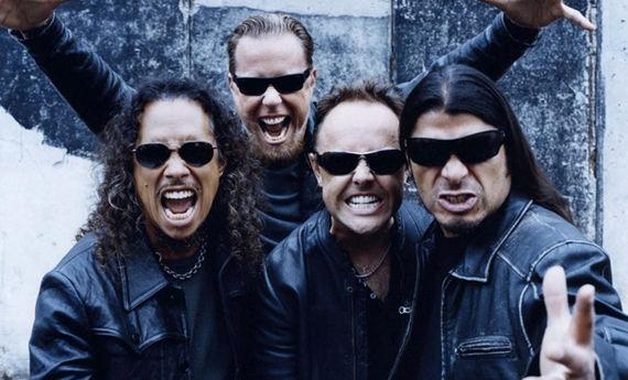 8401 - ¿Serás capaz de reconocer las canciones de Metallica?