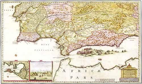 ¿Qué culturas y pueblos antiguos estuvieron en Andalucía?