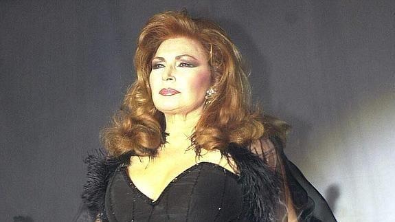 ¿En que año recibió Rocío Jurado la medalla de Andalucía (fallecida en 2006)?