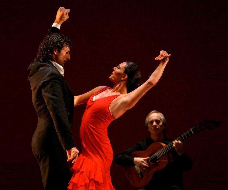 ¿Cuál de estos bailes no es típico de Andalucía?