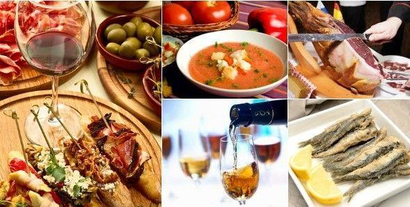 ¿Cuál de estas comidas no es típica de Andalucía?