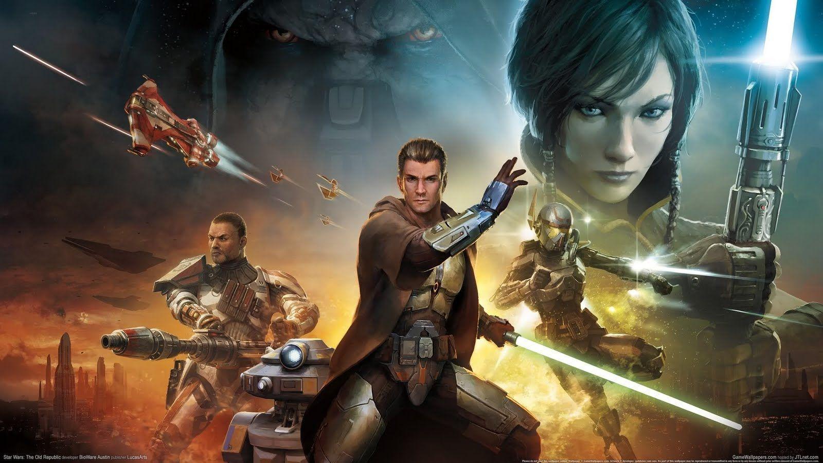 8341 - ¿Cuánto sabes del Universo Expandido de Star Wars (Antigua República)? Parte 2