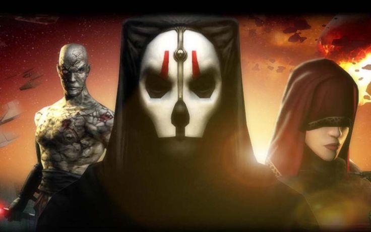 ¿Qué organización Sith surgió para controlar al Imperio después de la muerte de Darth Malak y quiénes la dirigían?