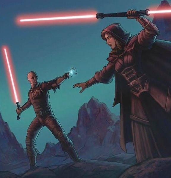 ¿Qué Lord Sith fue el peor traidor a la Orden?