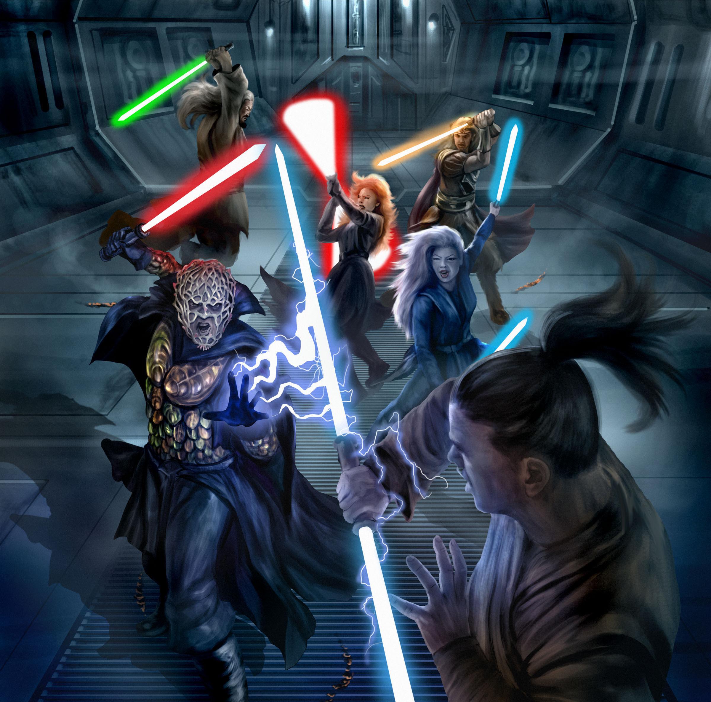 A partir de la Campaña de Ruusan, la República entró en un estado de paz, pero ¿Cuántos Sith había en el anonimato?