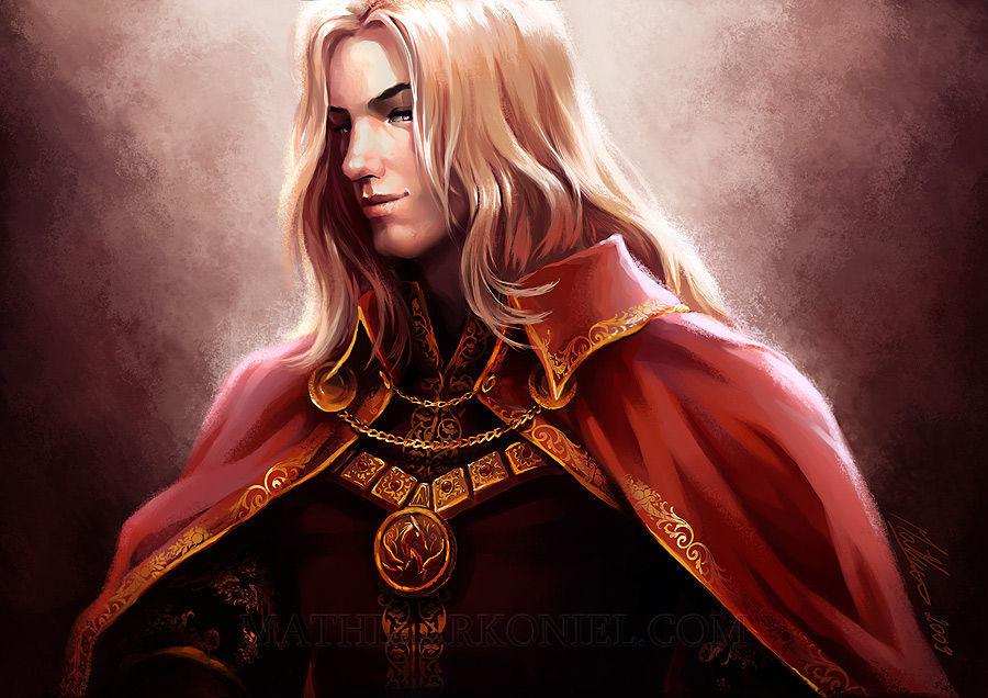 ¿Que Targaryen bebe fuego Valyrio pensando que se convertiría en dragón?
