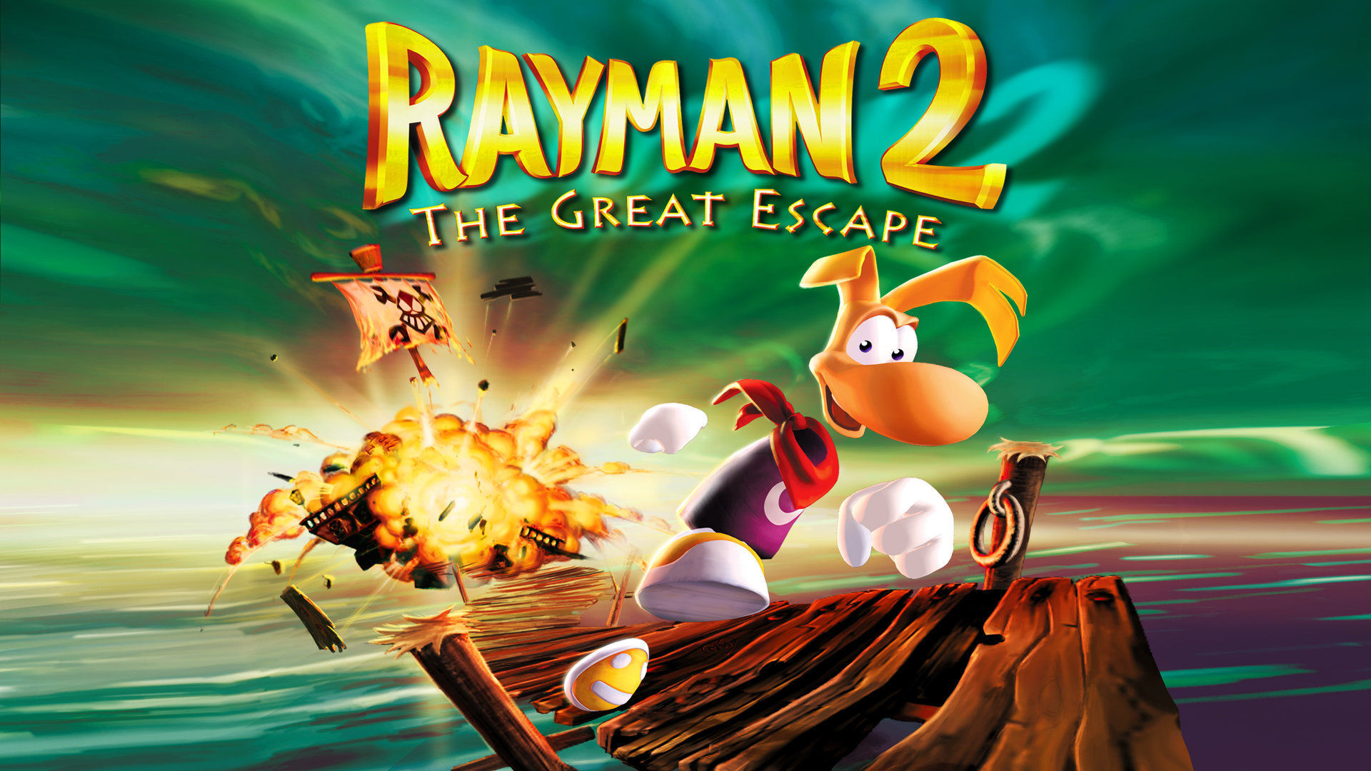 9310 - ¿Cuánto sabes de Rayman 2: The Great Escape?