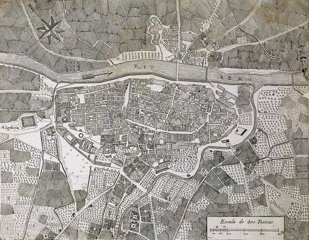 Antes de la Guerra de la Independencia Zaragoza recibía un curioso y muy honorable nombre. ¿Cuál?