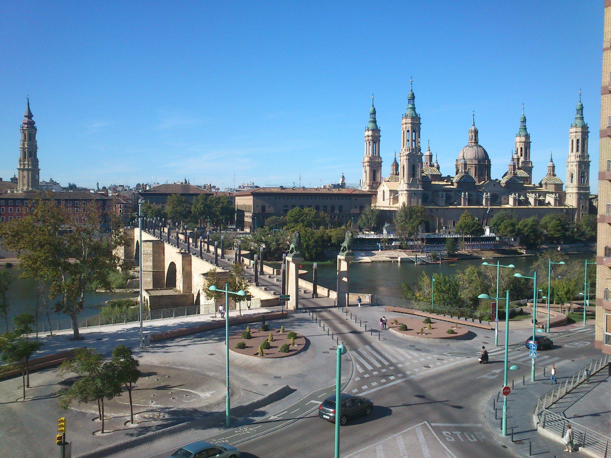 ¿Cuál de estos organismos/centros no tiene sede en Zaragoza?