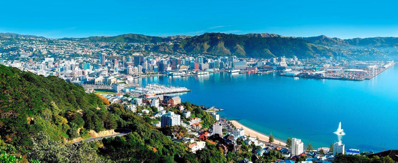 ¿A qué país pertenece Wellington?