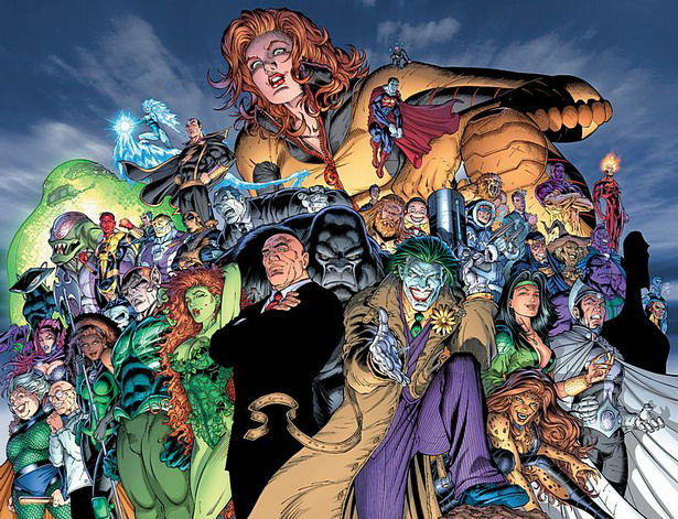 9707 - ¿Conoces a estos personajes de DC Comics? [Parte 2]