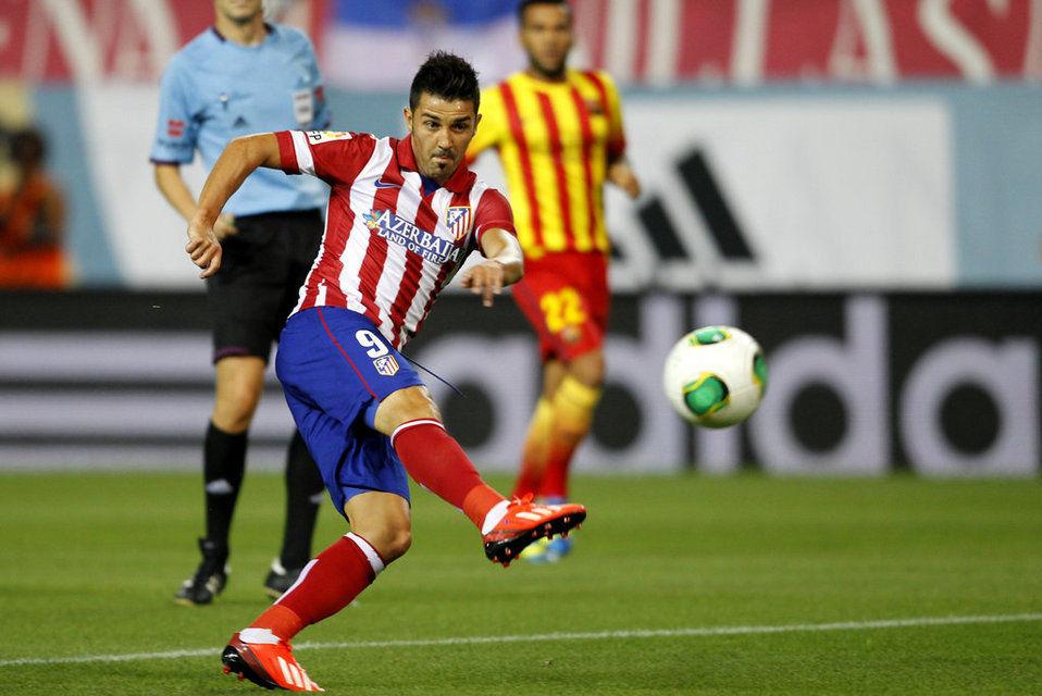 ¿Cómo le fue al Atleti en la supercopa de España de 2013?
