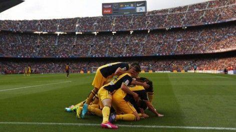 ¿Quién marcó el gol que le dio la Liga al Atlético?