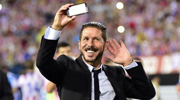 ¿Tiene más victorias o más derrotas Simeone contra el real madrid?