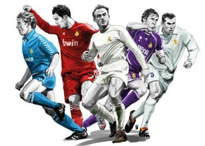 9757 - Leyendas del Real Madrid