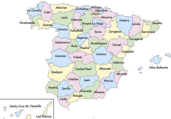 ¿Cuántas Comunidades Autónomas hay en España?