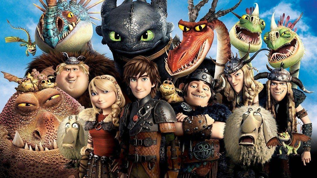 9770 - ¿Conoces las razas de todos estos dragones?