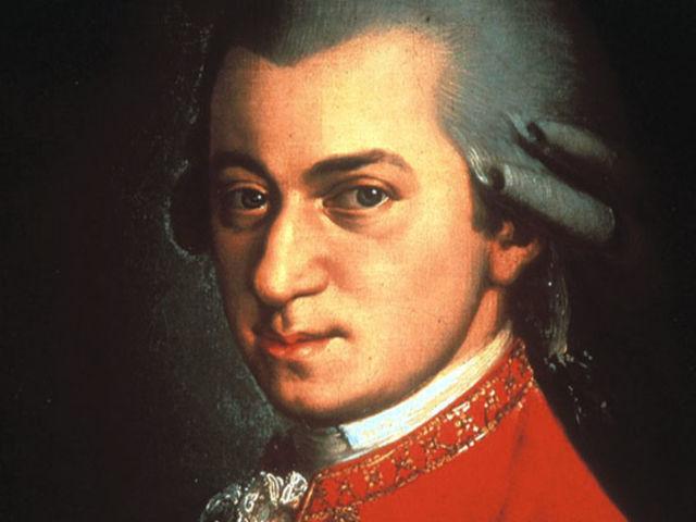 ¿Qué significa la A de Wolfgang A. Mozart?