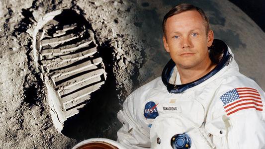 ¿En qué año pisó el hombre la Luna?