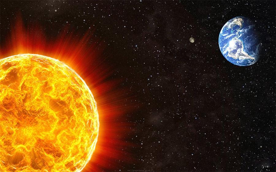¿Cuánto tarda la tierra en dar una vuelta alrededor del sol?
