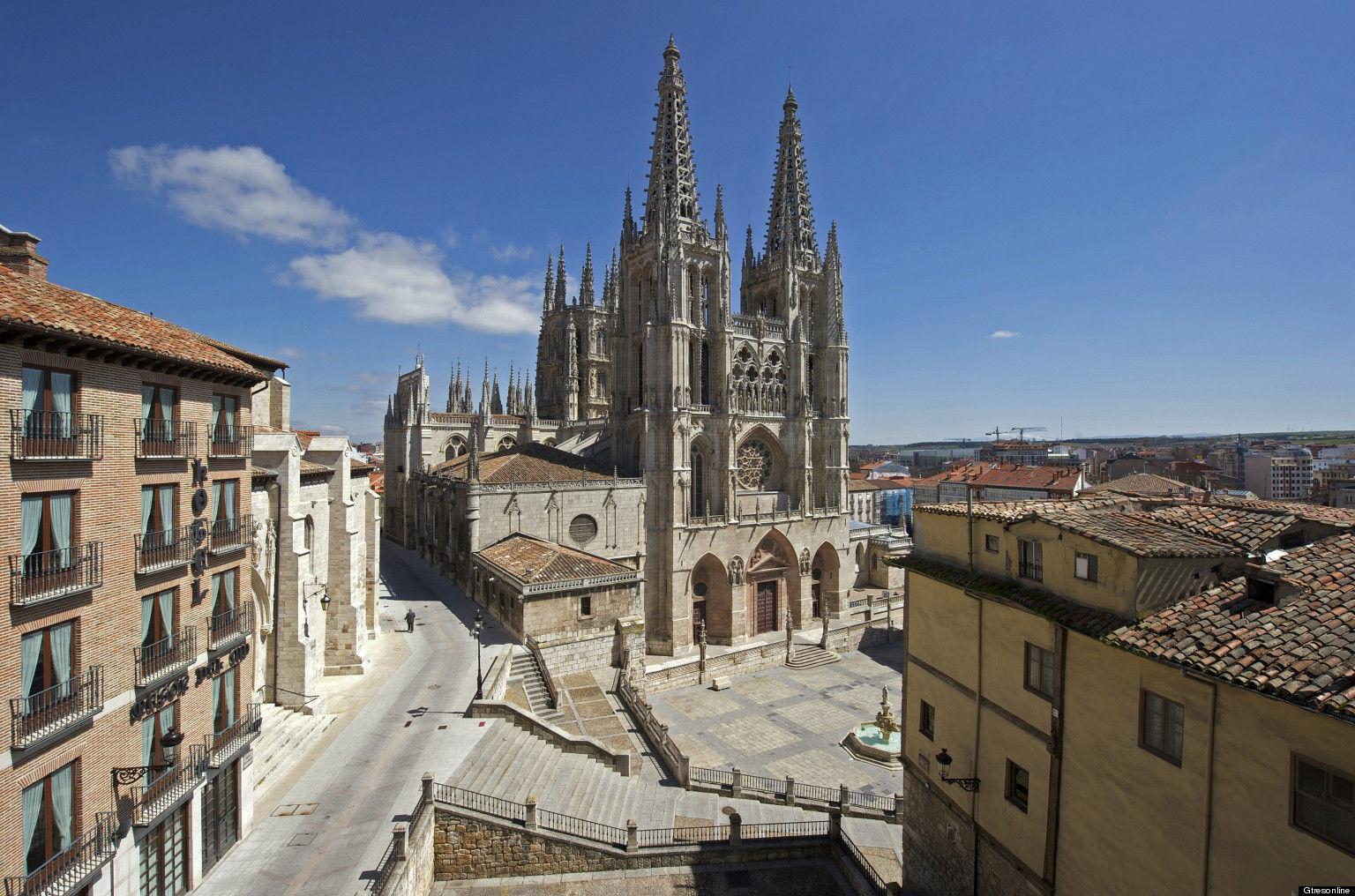 ¿Cuál es el gentilicio de los nacidos en Burgos?