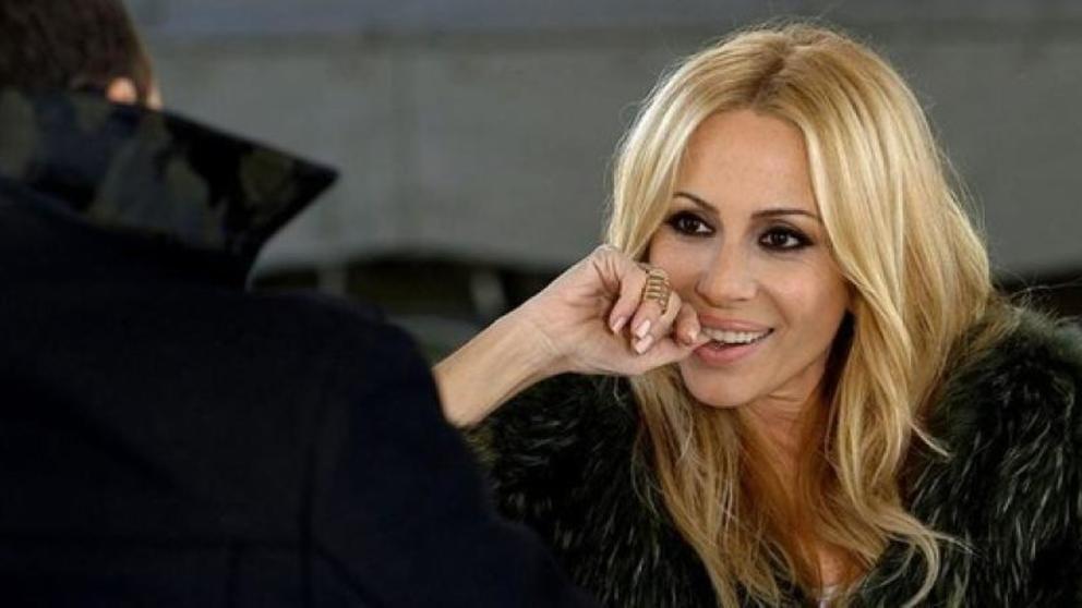 ¿En qué grupo empezó Marta Sánchez?