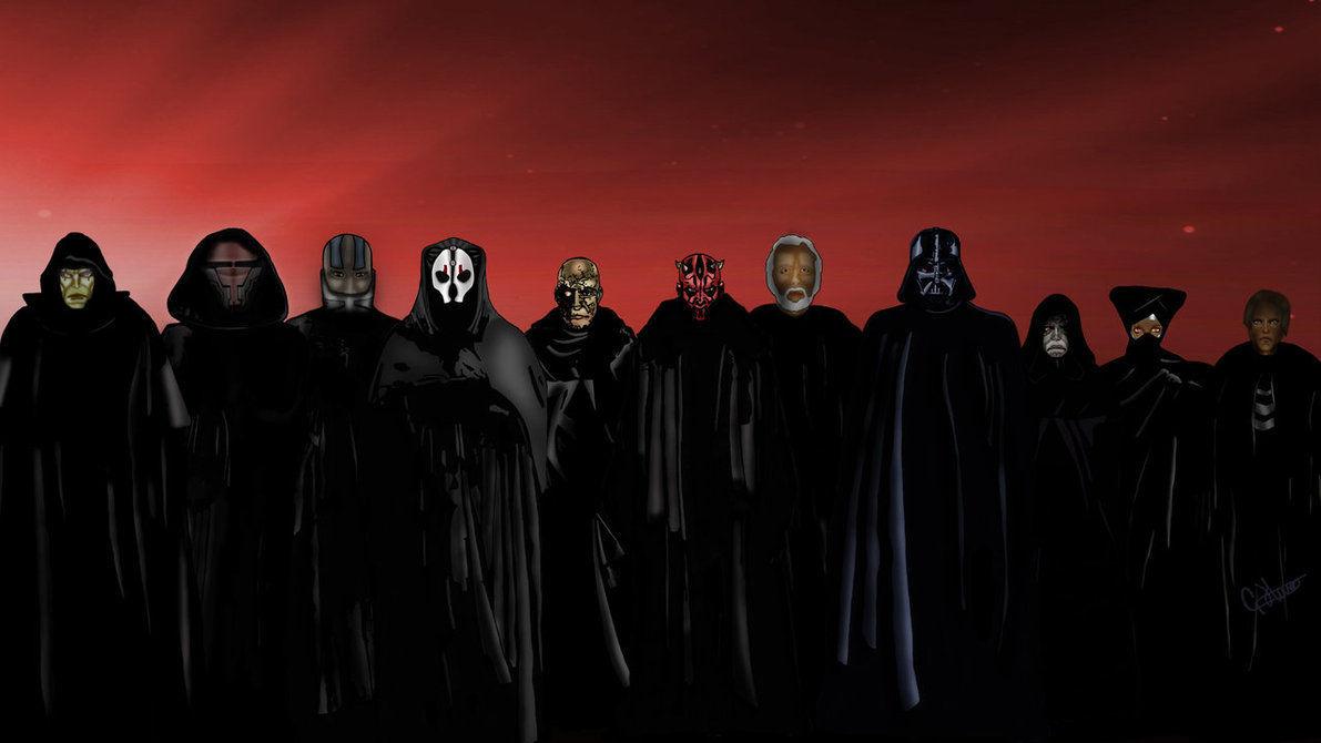 9788 - ¿Qué clase de Sith Serías?