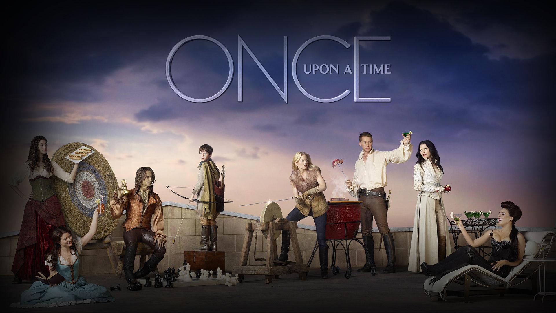 9790 - ¿Cuánto sabes de Once Upon a Time (Érase Una Vez)?