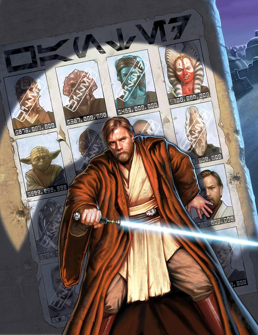 Se ha iniciado la erradicación de los Jedi ¿Qué papel tomas?